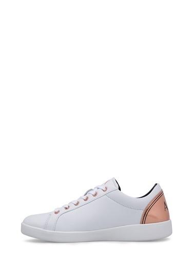 Armani Ayakkabı Beyaz